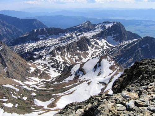 Kakashe Mountain, Peak 8893