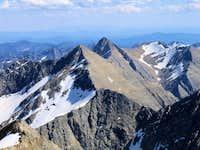 Glacier & Mountaineer Peaks