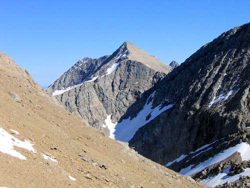 Glacier & East Glacier Peak