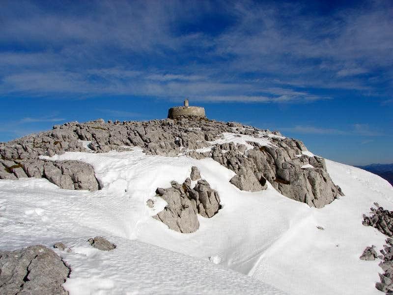 Summit of Irumugarrieta
