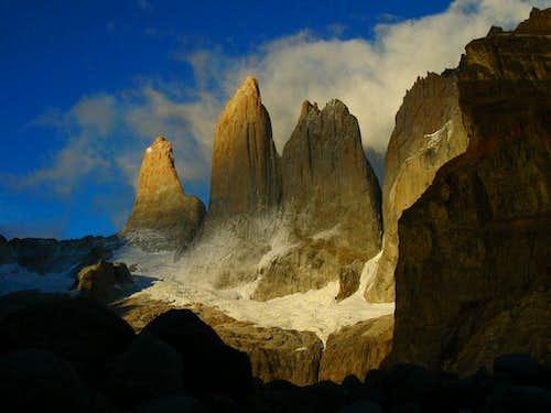 Torre Central del Paine