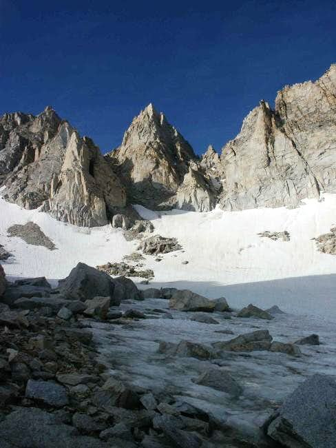 East Couloir 8/1/03