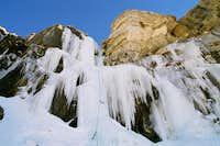 Cobb Peak Ice Route