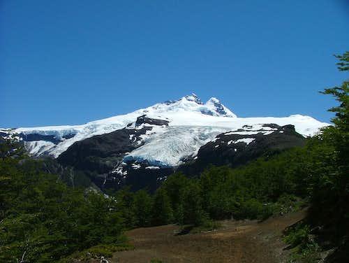 Monte Tronador, Patagonia, Argentina
