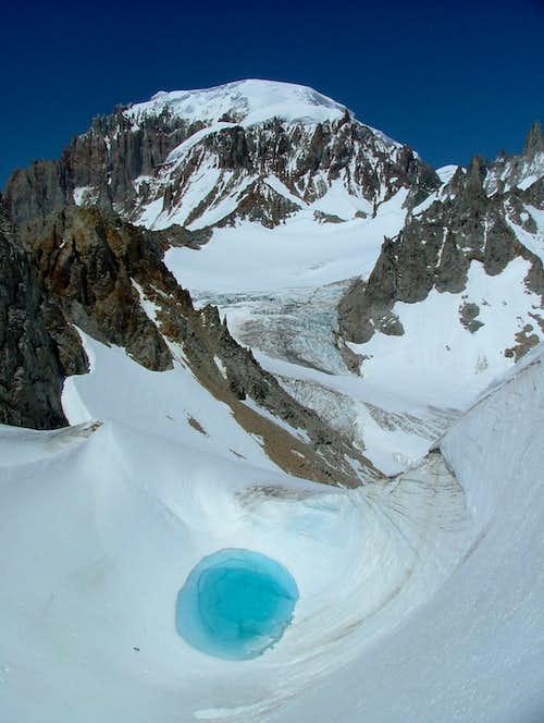 Cerro San Lorenzo, Patagonia