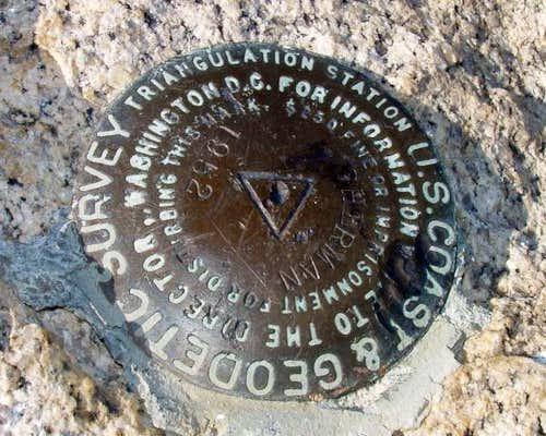 Sherman Peak Benchmark