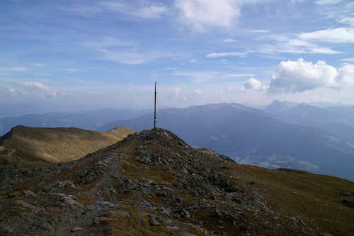 Summit Königsanger Spitze