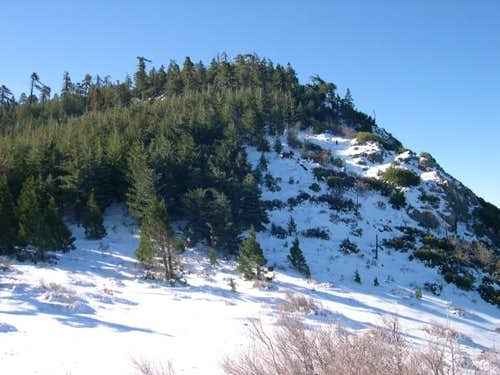 cuyamaca peak march 2003