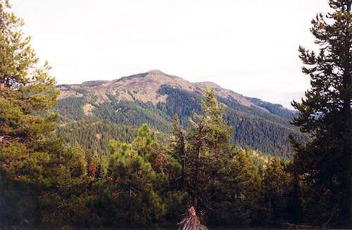 Mission Peak (WA)