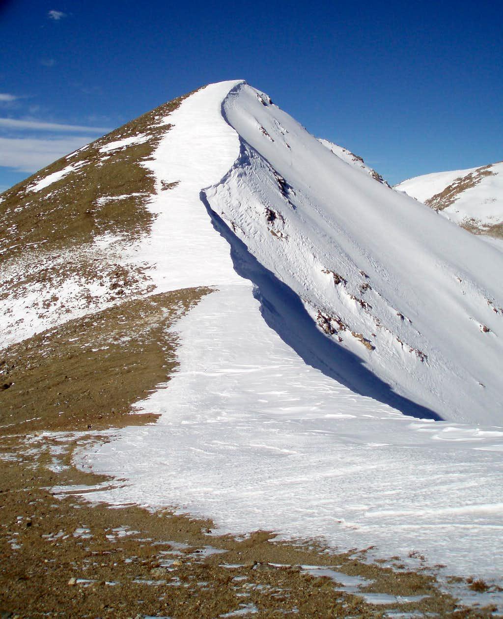 A Bump on the Ridge