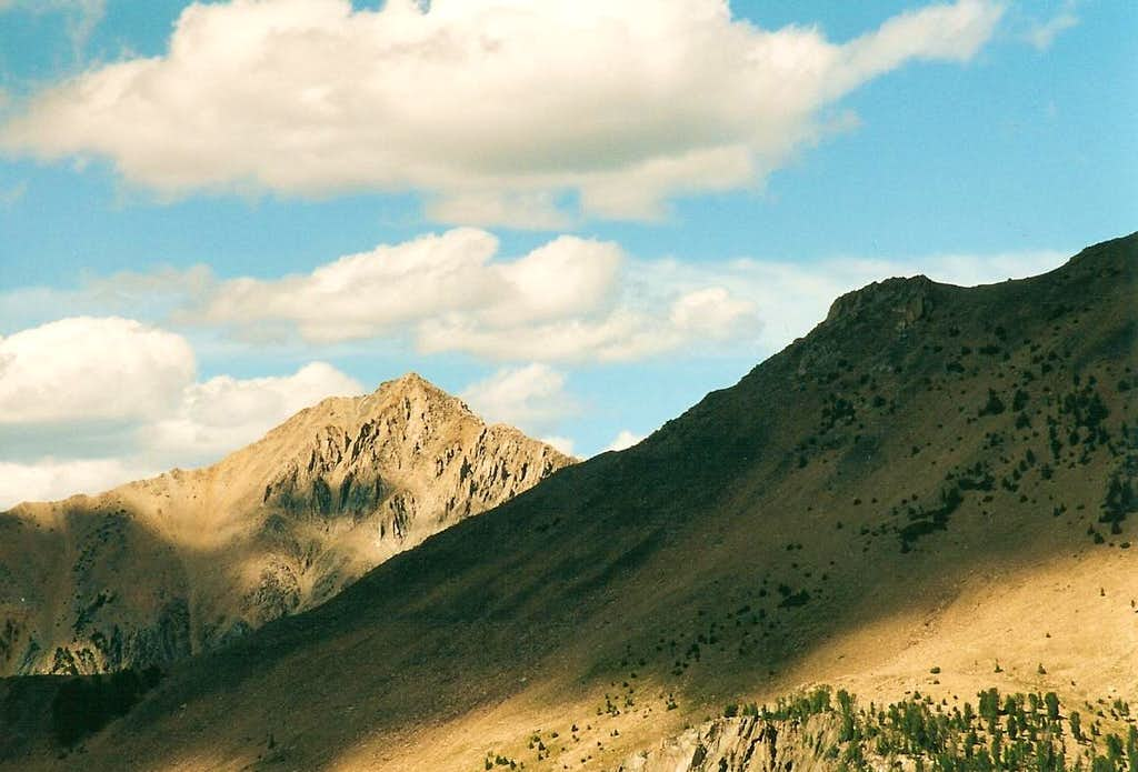 Lonesome Peak