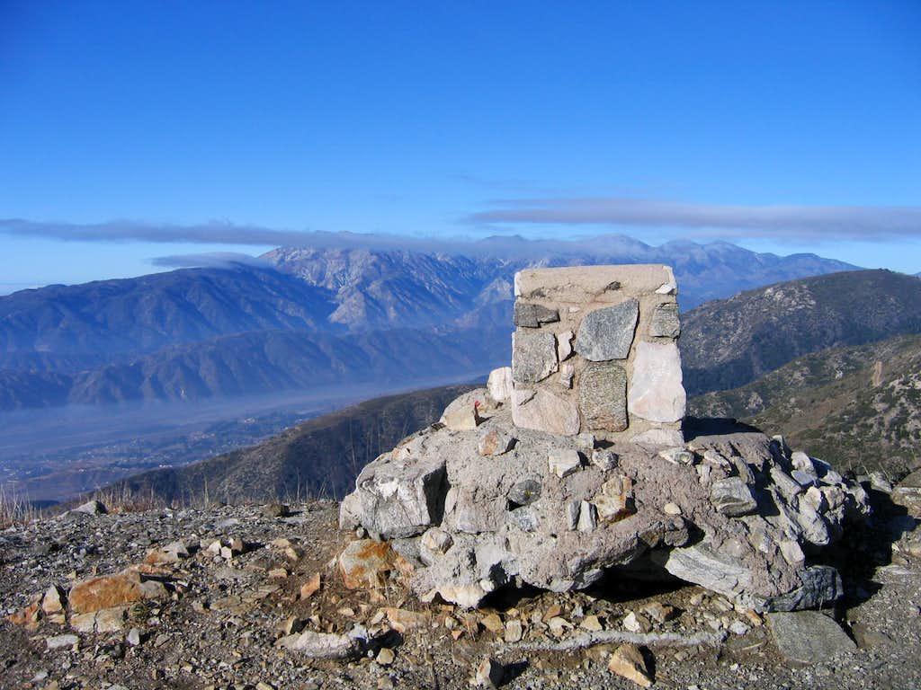 From Monument Peak...