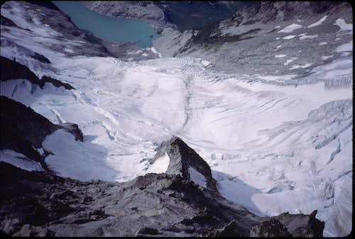 NW Face Route