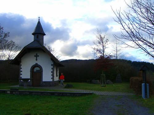Chapel of the Holy Barbara