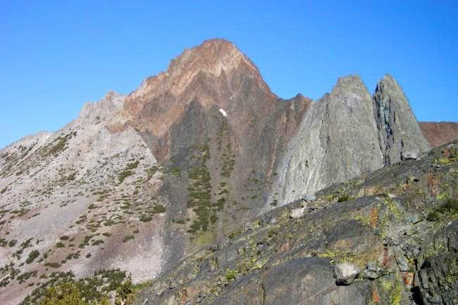 Virginia Peak -1 August 9,...