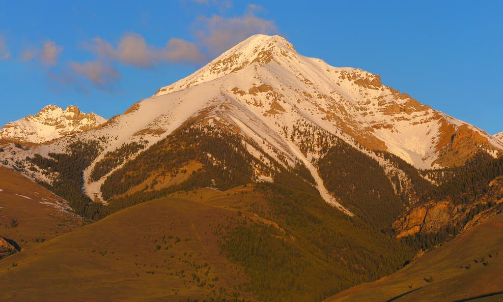 High Res Diamond Peak