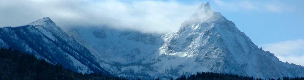North Trapper Panorama