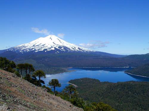 Vol. Llaima, Patagonia, Chile