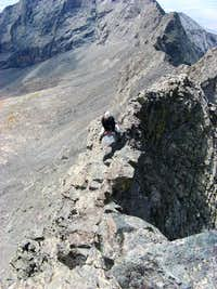 Doing the traverse