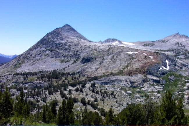 Stanton Peak, August 9, 03 ©...