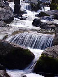 Bridalveil Creek, Yosemite