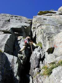 Tracey leading on Lone Eagle Peak.jpg