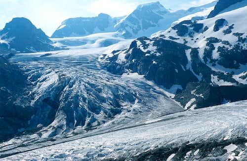 Pers glacier, Piz Cambrena