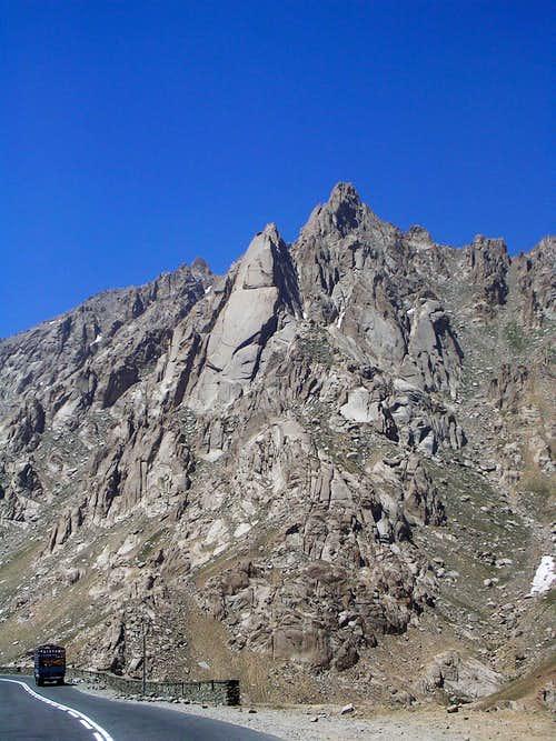 Salang Pass Parwan Province