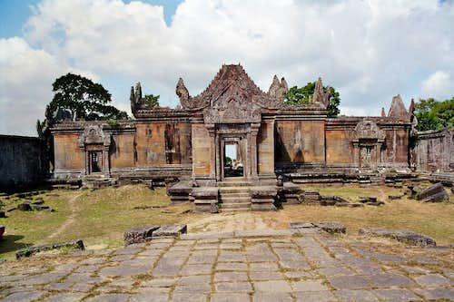 Khao Phra Wihan temple Trail