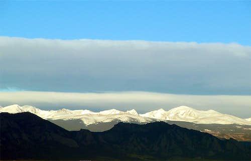 Front Range Mountains