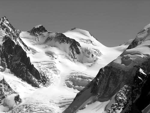 La punta Gnifetti (Signalkuppe 4559 m)