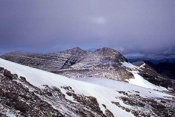 Lowary Peak & Peak Y