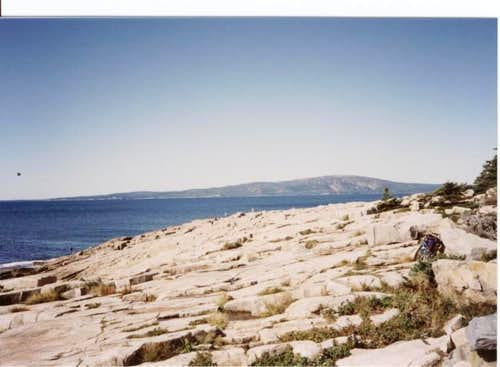 Cadillac Mtn. and Mount...