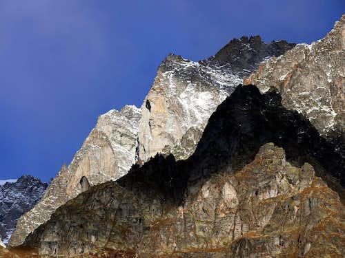 La Tour de Jorasses (3813 m)