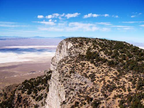 The Overlook of Howell Peak