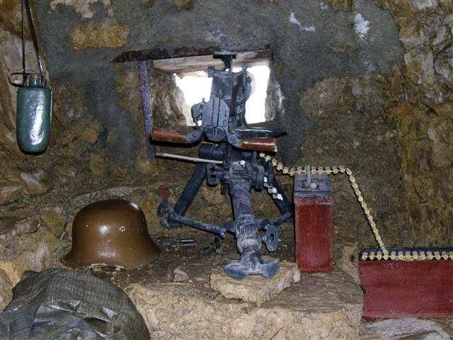 Inside a trench WW1 : Photos, Diagrams & Topos : SummitPost