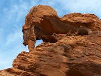 An Elephant Rock