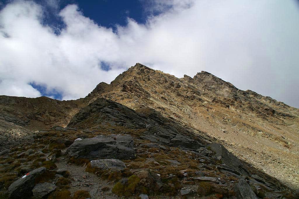 Kolbenspitze / La Clava