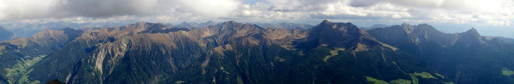 Sarntal Alps