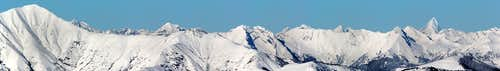 Bernese Oberland 150km away...