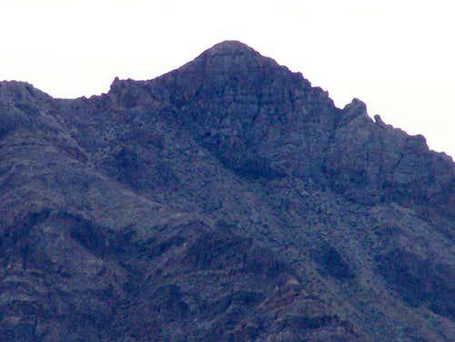 Muddy Peak
