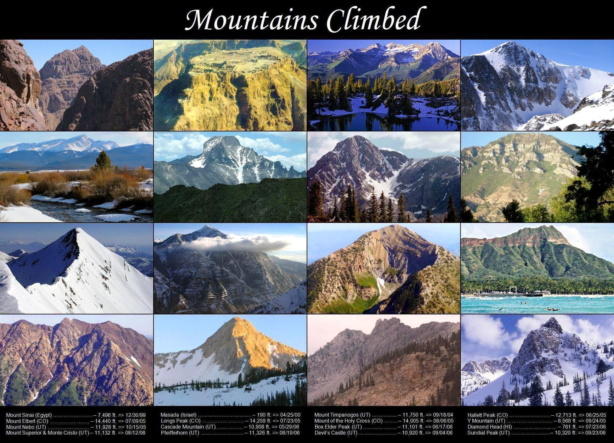 My Summit Album