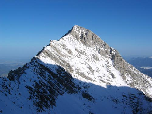 Alpspitze Southface