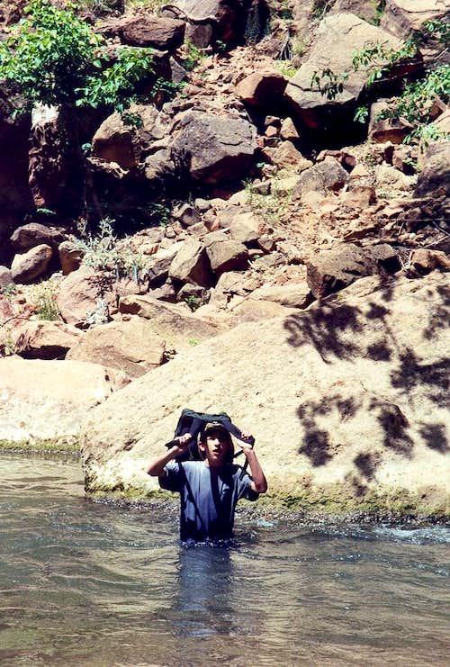 Virgin River Trail Hike