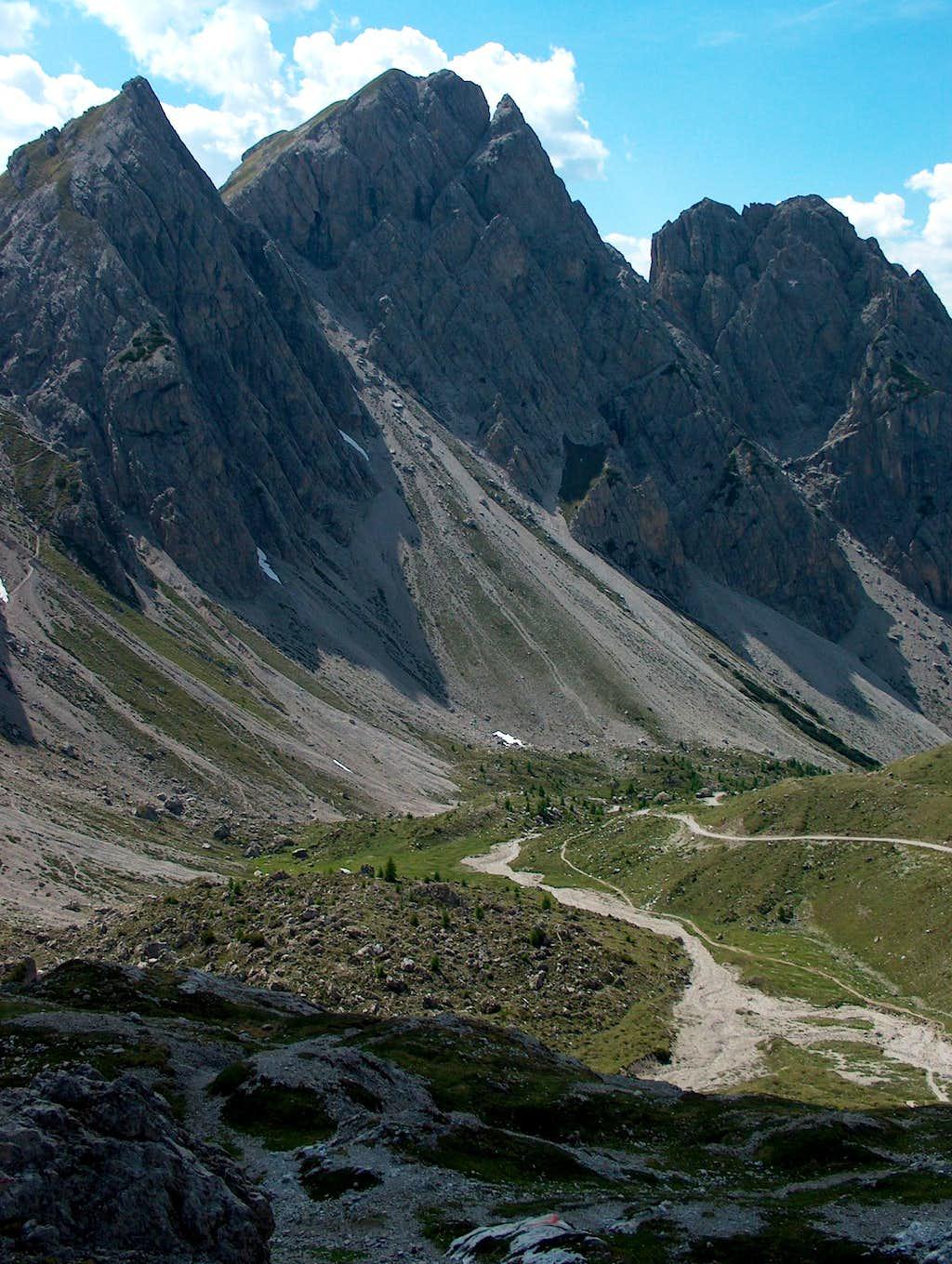 Lienzer Dolomites