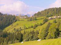 Olseva's Southern Foothills
