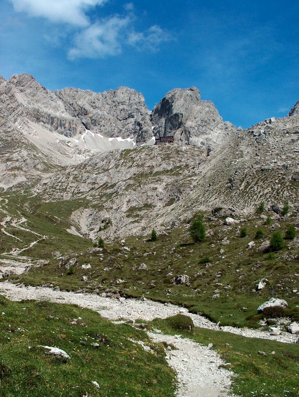 Dolomite Hut