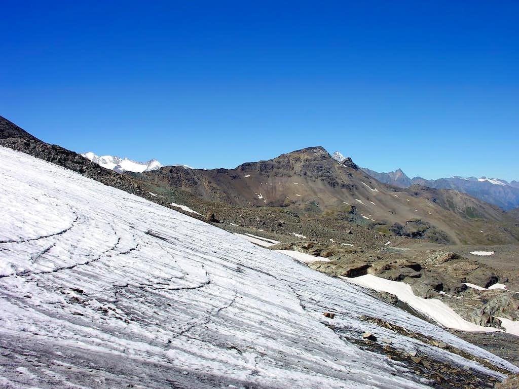 Il Monte Penne Blanche (3254 m)