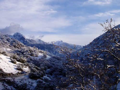Alta Peak & Moro Rock