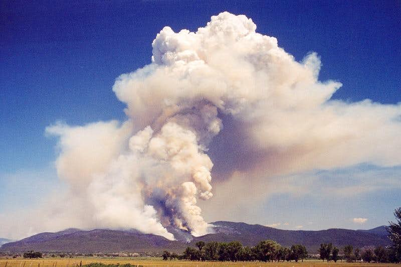 Taos Fire
